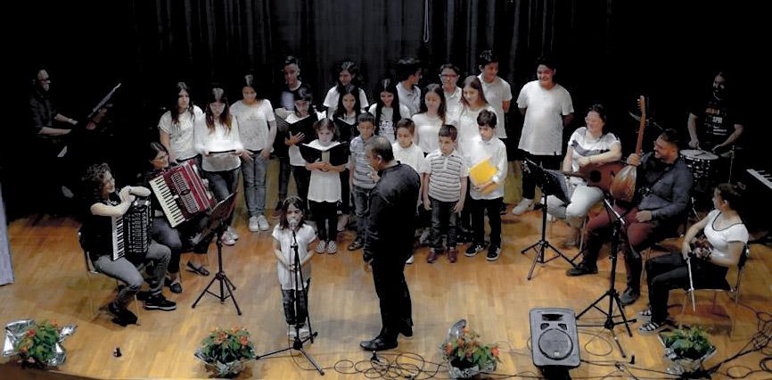 Παιδική Χορωδία
