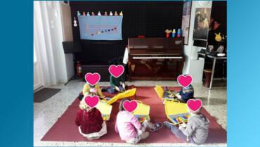 Μουσική Αγωγή – Προπαιδεία